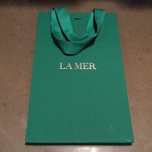 La Mer shopping Bag